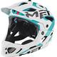 MET Parachute casco per bici bianco